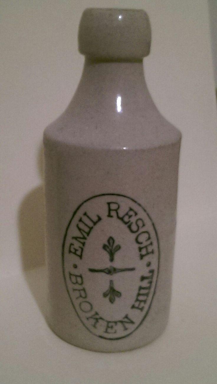 Emil Resch Broken Hill