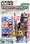 transformers kreo megatron custom kreon 36 pc. collection 1 #transformer