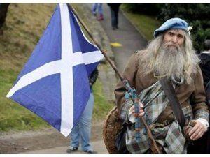 Наследие Великой Тартарии: Шотландцы или Скотты? Скифы!