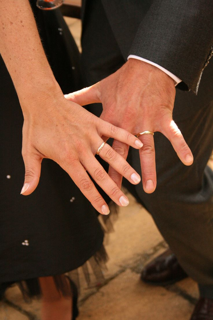 The rings! Wedding on the island Terschelling, The Netherlands