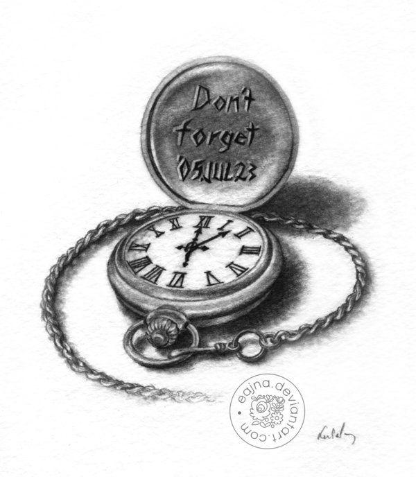 Clock Tattoos Tattoo Drawings Designs Art Ideas Clocks Google