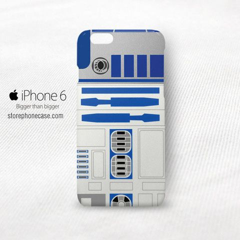 Star Wars Interactive R2D2 Astromech Droid Robot iPhone 6 6S Cover Case
