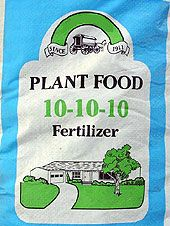 The best garden fertilizers (both organic and inorganic) and where and when to use them!