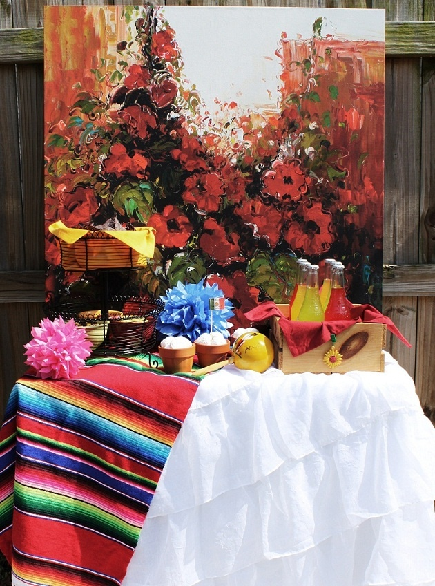 Mexican Fiesta Party Inspiration — Celebrations at Home