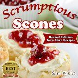 Scones (Scrumptious Scones, Simply the Best Scone Recipes) - http://www.kindlebooktohome.com/scones-scrumptious-scones-simply-the-best-scone-recipes/ Scones (Scrumptious Scones, Simply the Best Scone Recipes)   New! Revised Edition,  more recipes and pictures.                  How would you like to make authentic scones, with just a few stepsfrom ingredients you already have in your kitchen?How would you like to impress your friends and family with your very own E
