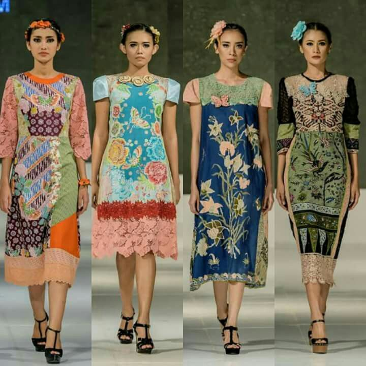 591 best etnik images on Pinterest  Traditional dresses Batik