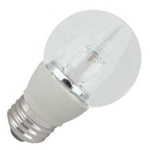 TCP - LED5E26G1627K LED 5W DIMMABLE G16 GLOBE - 2700K