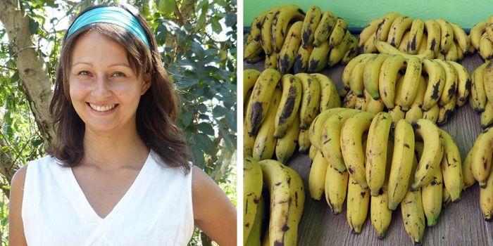 Questa donna ha mangiato banane per 12 giorni, ecco cosa è successo.