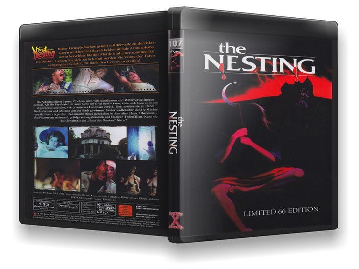 HorrorHell: A bordély titka (The Nesting) [BDRiP.1981]