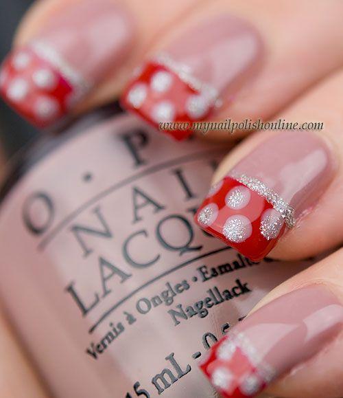 Christmas Nail Art from My Nail Polish Online