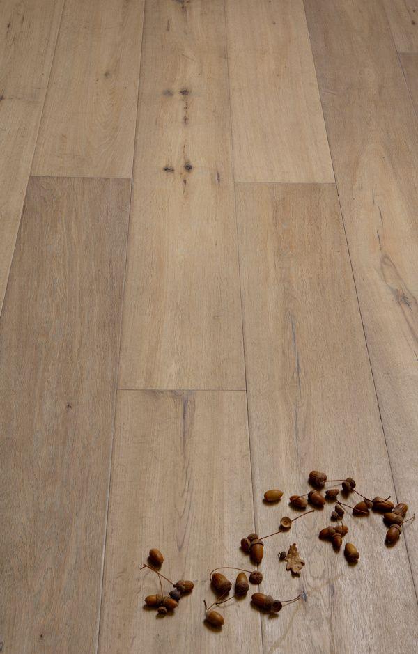 Oggi Wood Flooring Hand Scraped Grey Mist European Oak