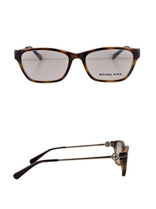 edb5f93e4b Michael Kors MK8005 Deer Valley Eyeglasses 50-16-135 Dark Tortoise 3006 MK  8005 (FRAME ONLY) in 2018