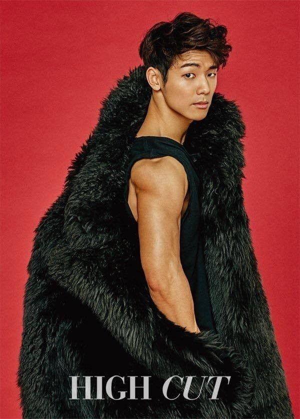 Kang Min Hyuk <3