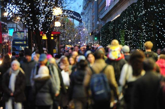Queue hate drives Christmas shoppers online says PayPal