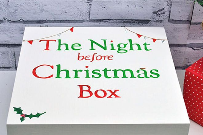 How to create a magical Christmas Eve box | Mum's Grapevine