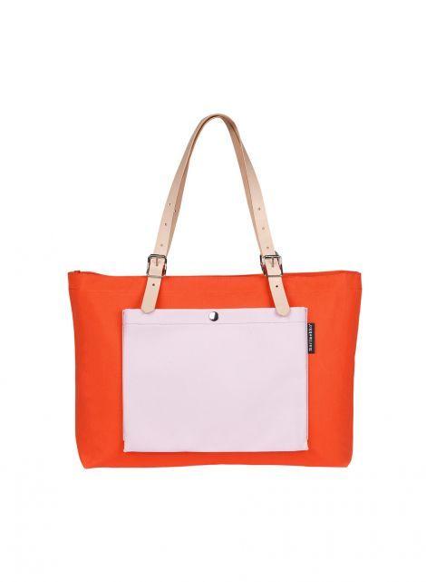 Alma-laukku (tomaatti,vaaleanpunainen) |Laukut, Kassit, Laukut & asusteet | Marimekko