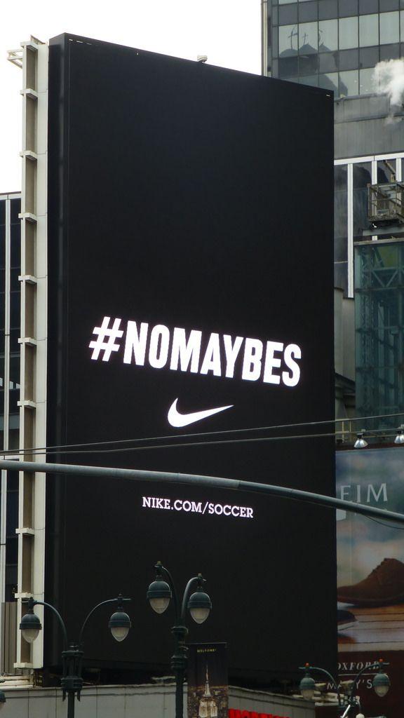 Image Result For Nike Billboards Billboard Sport Banner Sky High