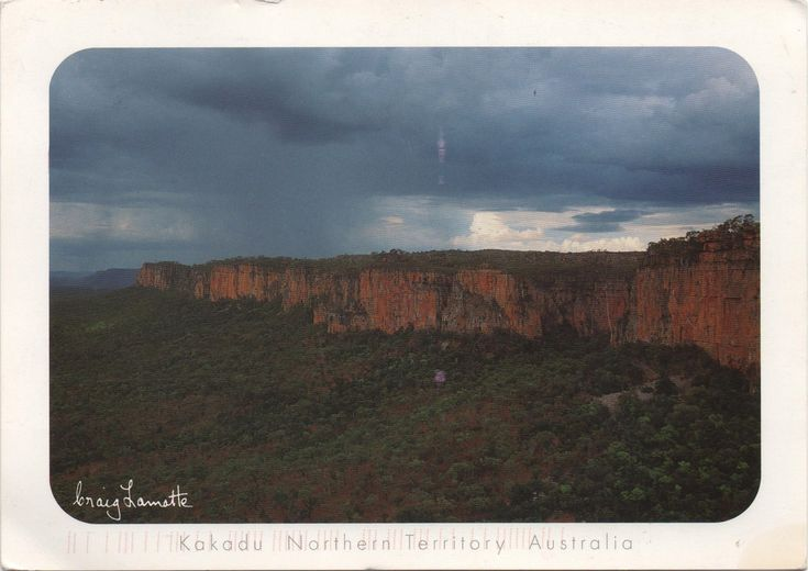 AU-597984 (2018°32) - Arrived: 2018.03.01   ---Arnhem Land Escarpment, Kakadu National Park, Northern Territory, Ausztralia