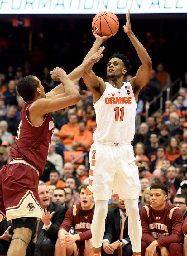 Oshae Brissett Reminded His Su Coaches Of A Former Star
