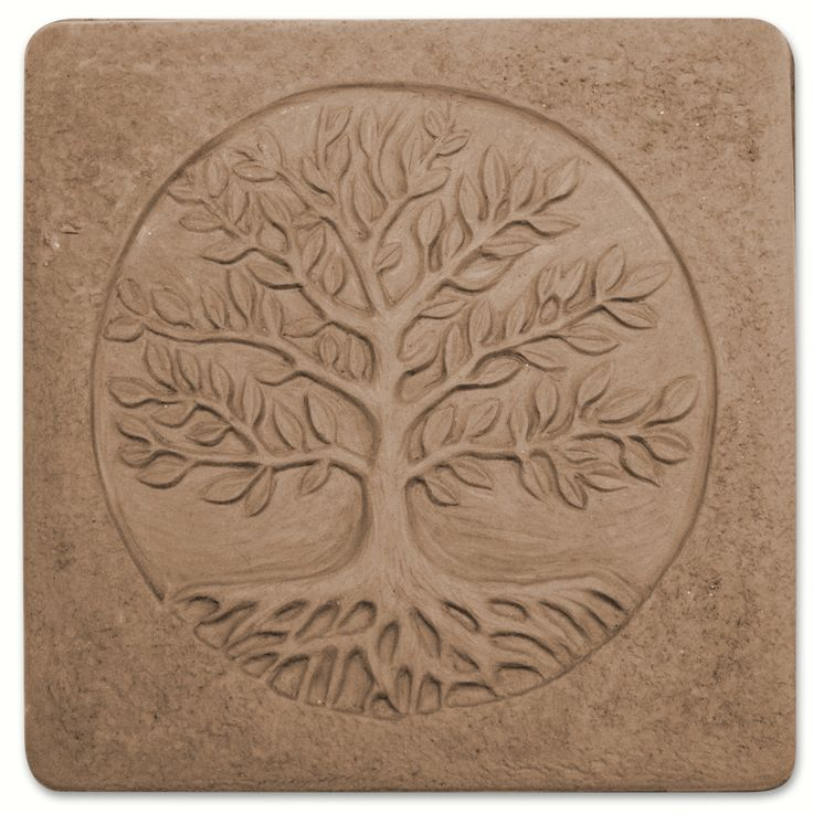 Garden Molds   Tree Of Life Stepping Stone Mold, $24.95 (http://