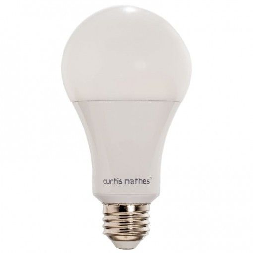 Curtis Mathes LED A21 15 Watts Dimmable - 1,600 Lumens - 5000K