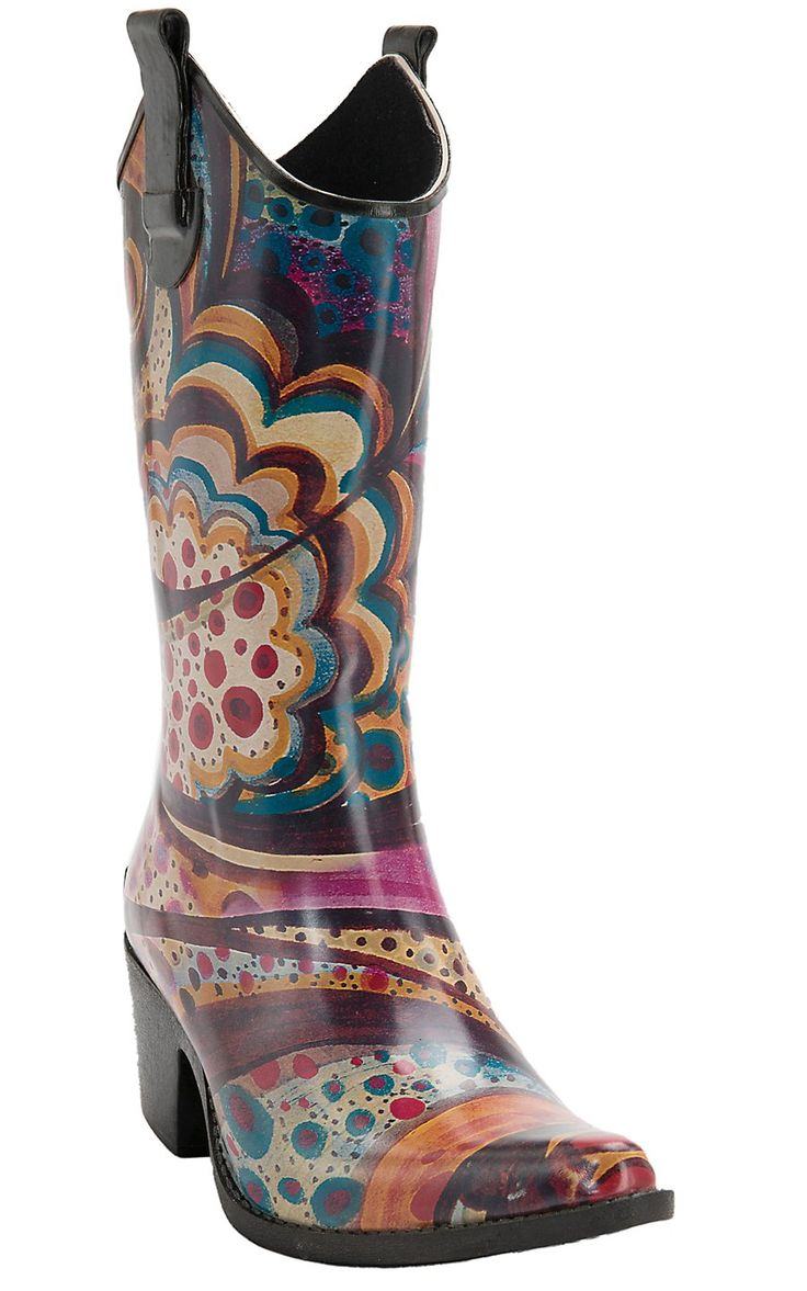 HipCowboy/Biker boots - fucsia antra cqhqwJ