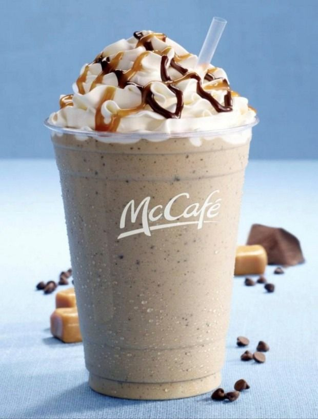 DIY: Chocolate Chip Frappe