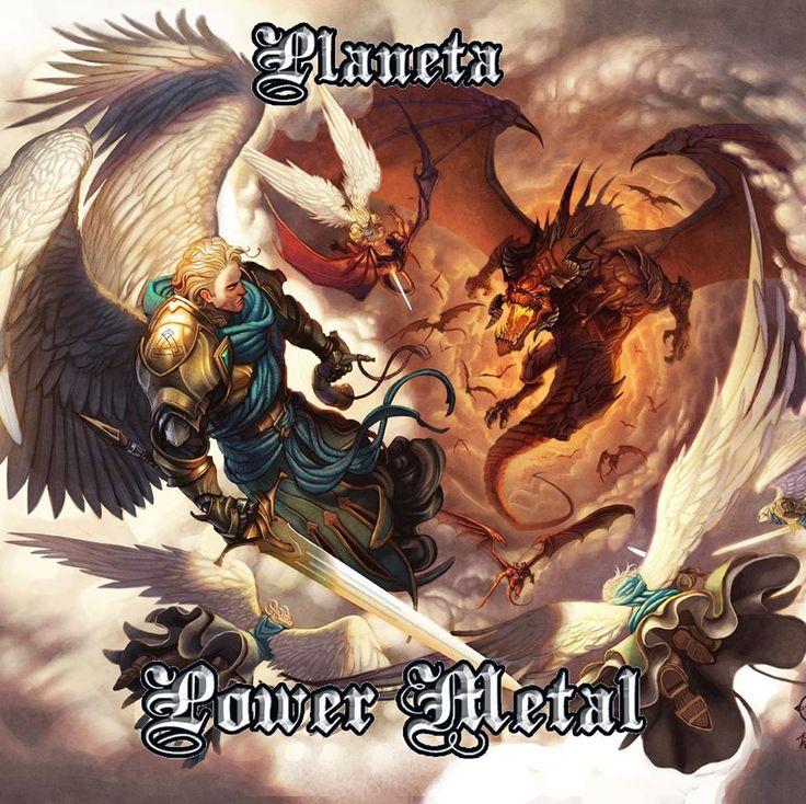 Planeta Power Metal