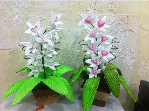 Orquídeas de EVA - Parte 2