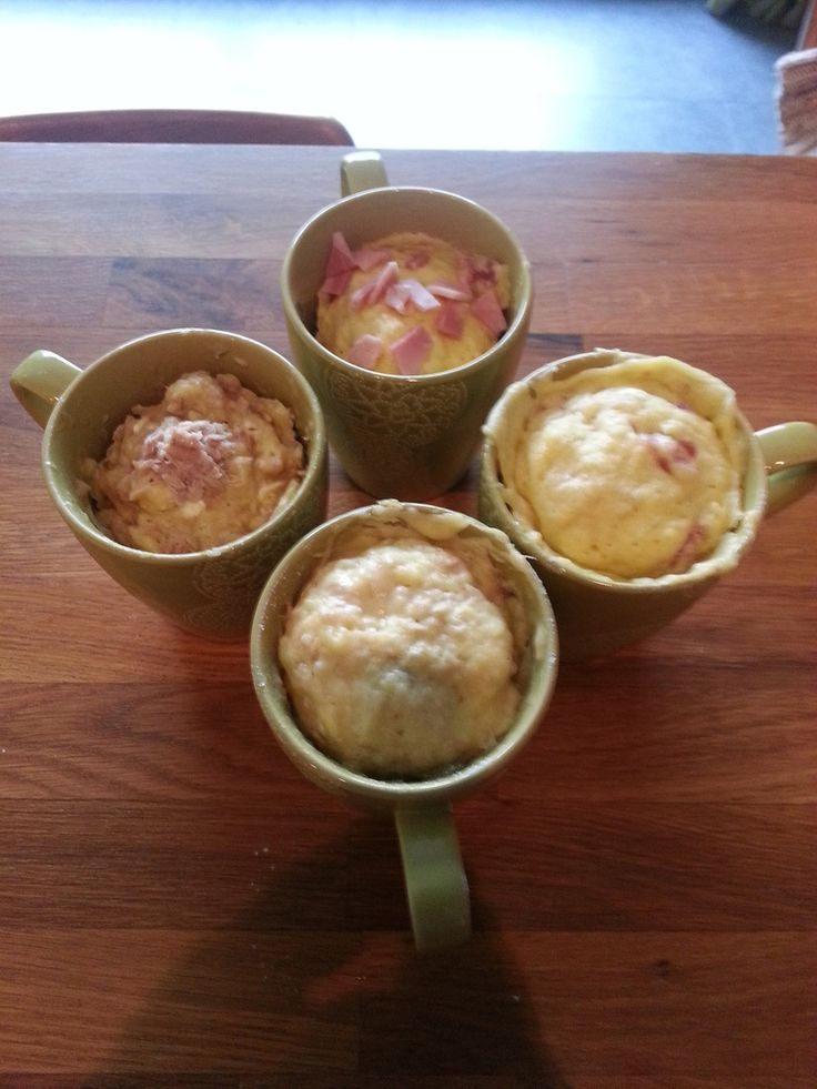 Recette Mug Cake salé
