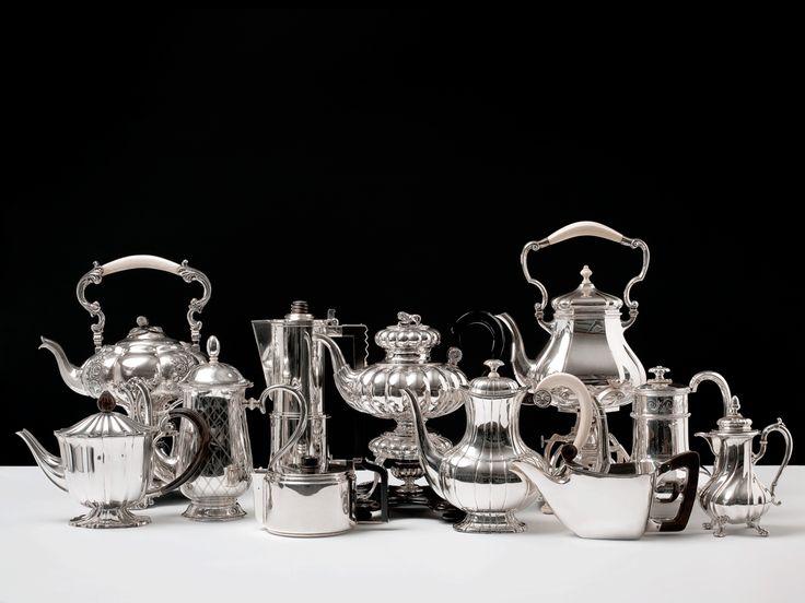 Nederlands Zilver Museum - Schoonhoven