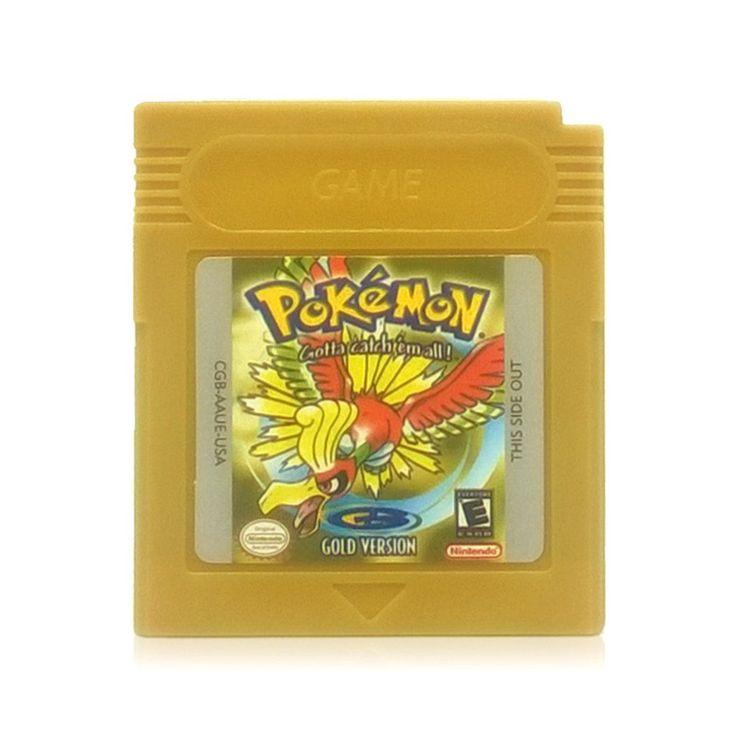 Pokémon Gold Version Reproduction