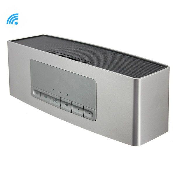 Portable Wireless Bluetooth V2.1 Stereo Speaker 3D Sound Super Bass TF