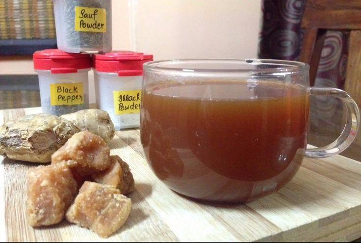 Black Jaggery Tea - Healthy Beverage