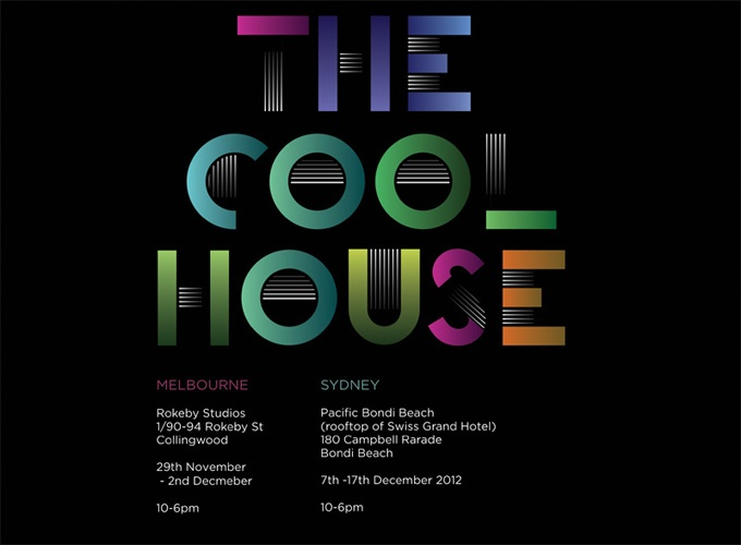 The Cool House: The First-Ever Pop-Up Boutiques by The Cool Hunter.....I pinned for color usage...
