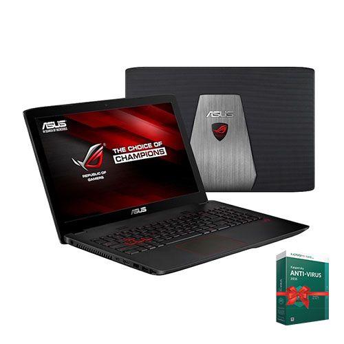 Avec une dalle de l'écran antireflet qui délivre des images précises et évite la fatigue visuelle, Le PC Asus ROG est le meilleur PC portable Gaming disponible actuellement en Tunisie !
