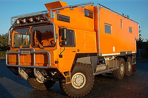 MAN Expedition Truck