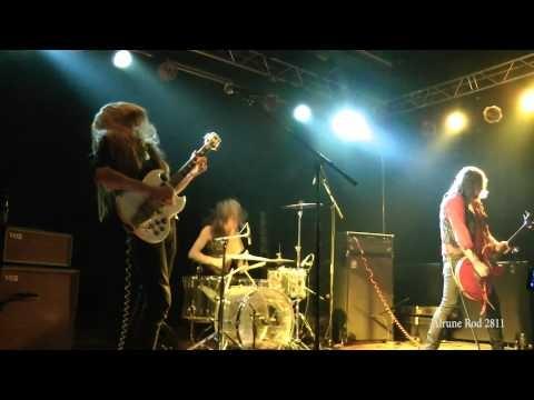 Kadavar plays Studenterhuset in Aalborg, Denmark