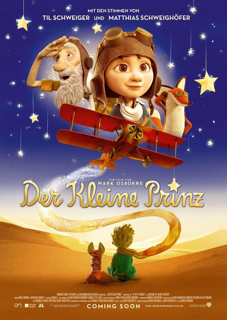 Der kleine Prinz (Animation 2015)