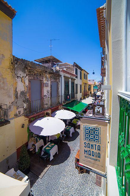 Street View - Hostel Santa Maria Funchal, Madeira Island
