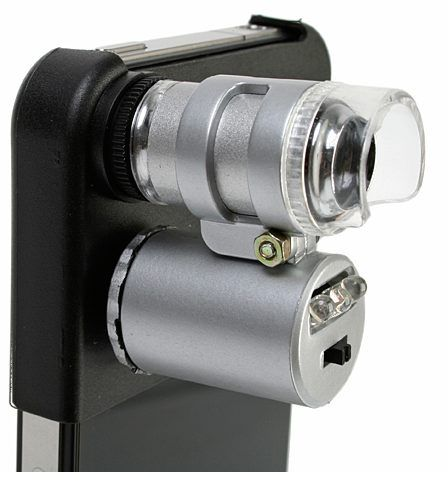Microscopio: iPhone Mini Digital Microscope