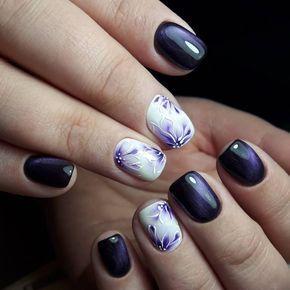 Фото дизайна ногтей со снежинками, рождественский маникюр 2017, маникюр на Рождество 2017, дизайн ногтей узорами, зимний маникюр 2017, красивый маникюр гель-лаком