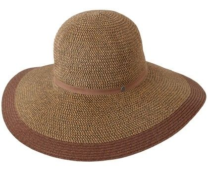 Kooringal Ladies Wide Brim - Dahlia Brown