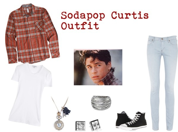 17 Best images about The Outsiders on Pinterest   Patrick ou0026#39;brian Ponies and On tumblr