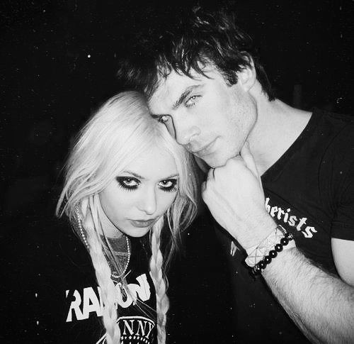 taylor momsen and ian somerhalder dating now