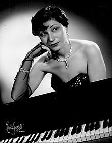 Saucy Sylvia (Sylvia Cadeski; July 27, 1920–May 25, 2017) was a Canadian-born American comedian, classically trained pianist, singer, and radio personality.