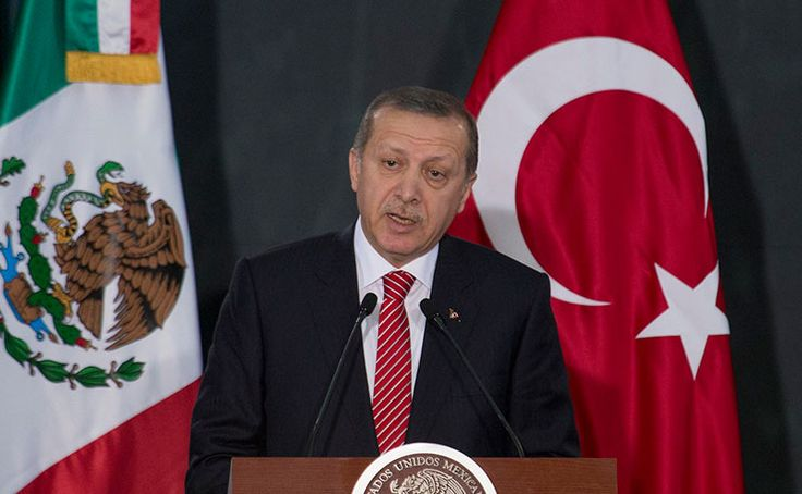 President of Turkey , Recep Erdogan. (IMAGE: Presidencia de la República Mexicana, Flickr) By Shannon Brincat and Federica Caso on February 1, 2016International Affairs 19 academics have been detai... http://winstonclose.me/2016/02/02/turkey-has-begun-arresting-academics-for-speaking-out-against-state-violence-written-by-shannon-brincat-and-federica-caso/