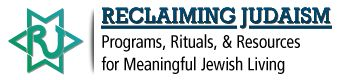 Reclaiming Judaism.  Interesting articles and teachings.  Love this one on celebrating the transition into moon times.