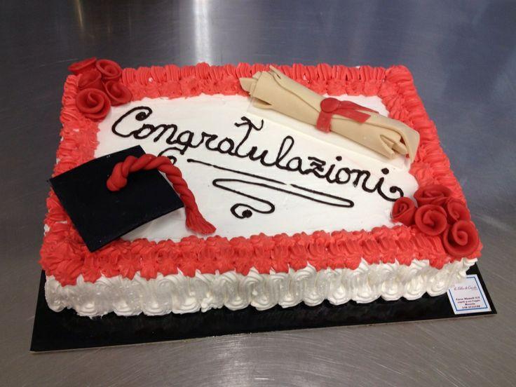Favoloso Oltre 25 fantastiche idee su Torta di laurea su Pinterest | Torta  JH81