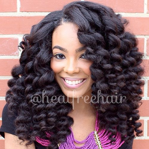 18 best natural hair extensions images on pinterest black hair more heatfreehair extensions so natural looking black hair information community pmusecretfo Gallery